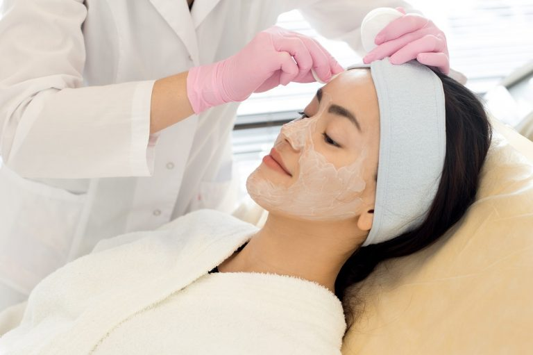 facials sensitive skin