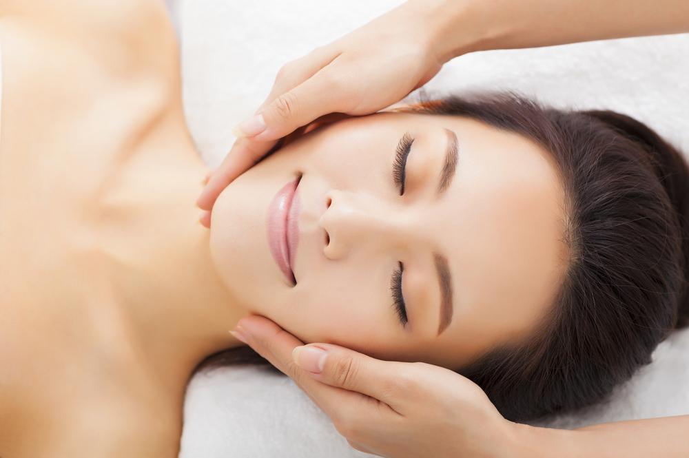 V shape facial massage Singapore