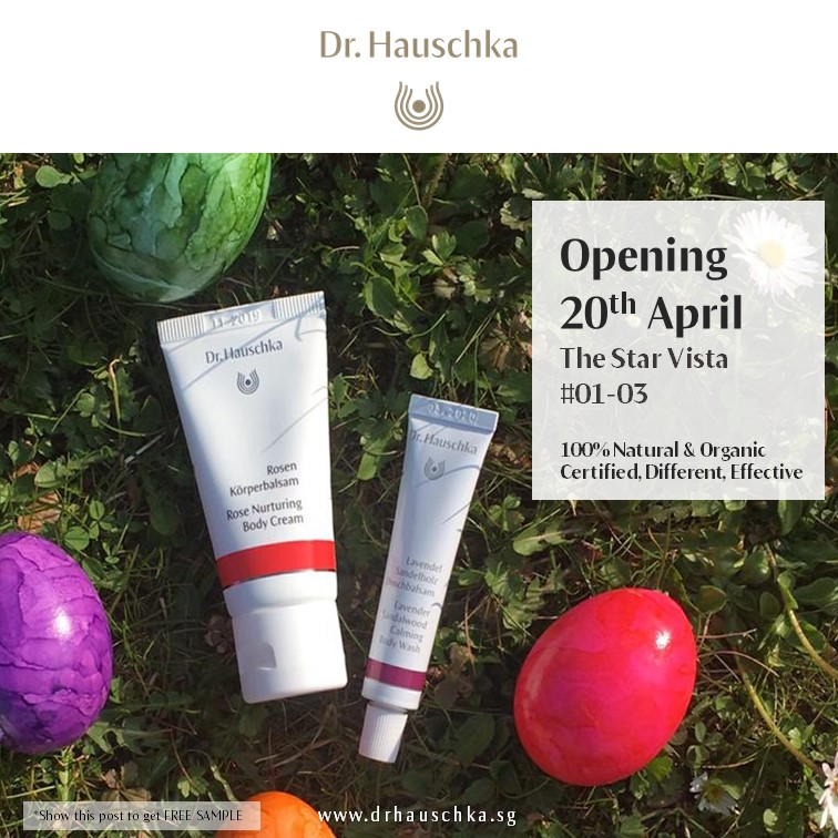 Dr.Hauschka Promotion