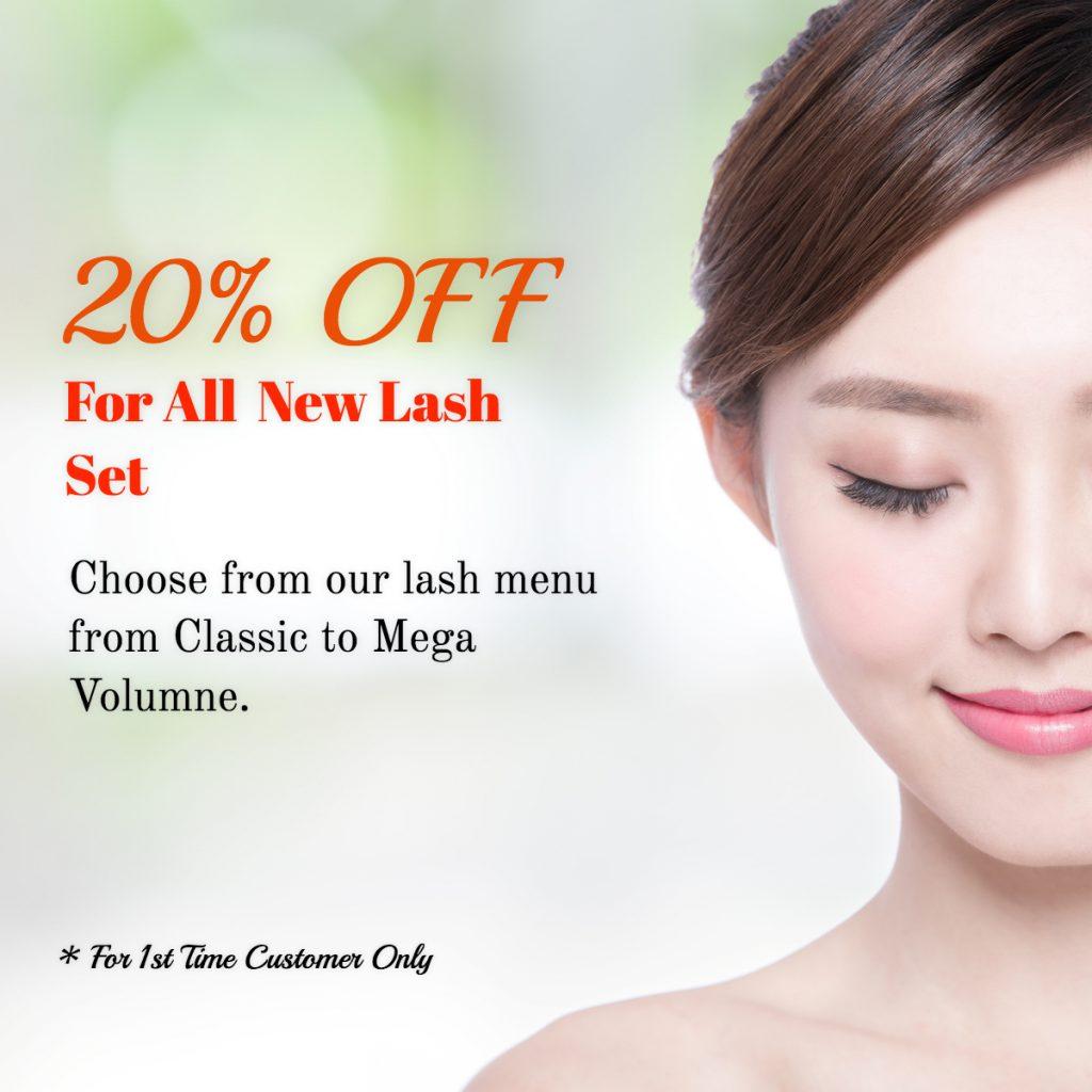 Lash Icon 2019 Promotion