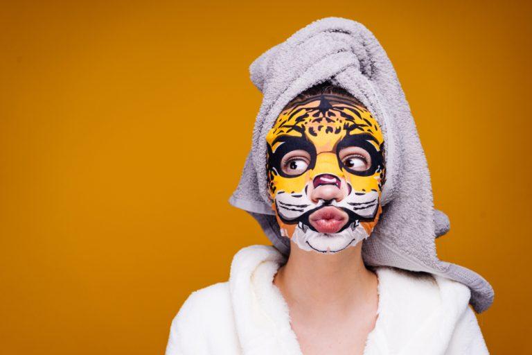 Coconut Gel Sheet Mask Brightening by farmacy #20
