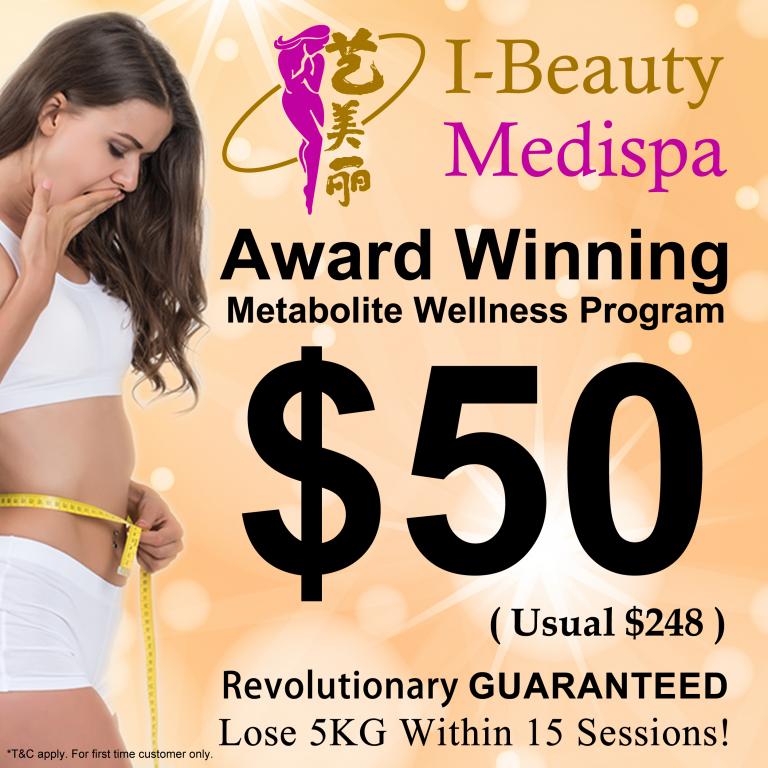 I-Beauty medispa promo