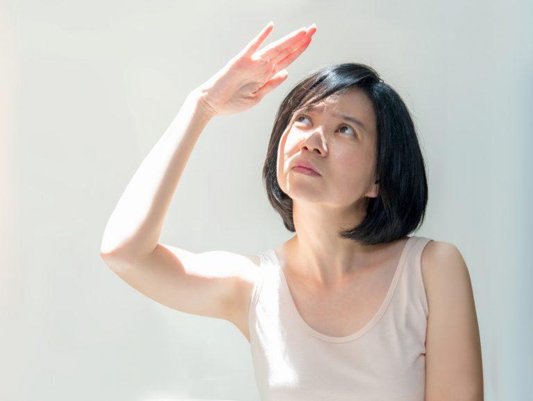sun sensitivity