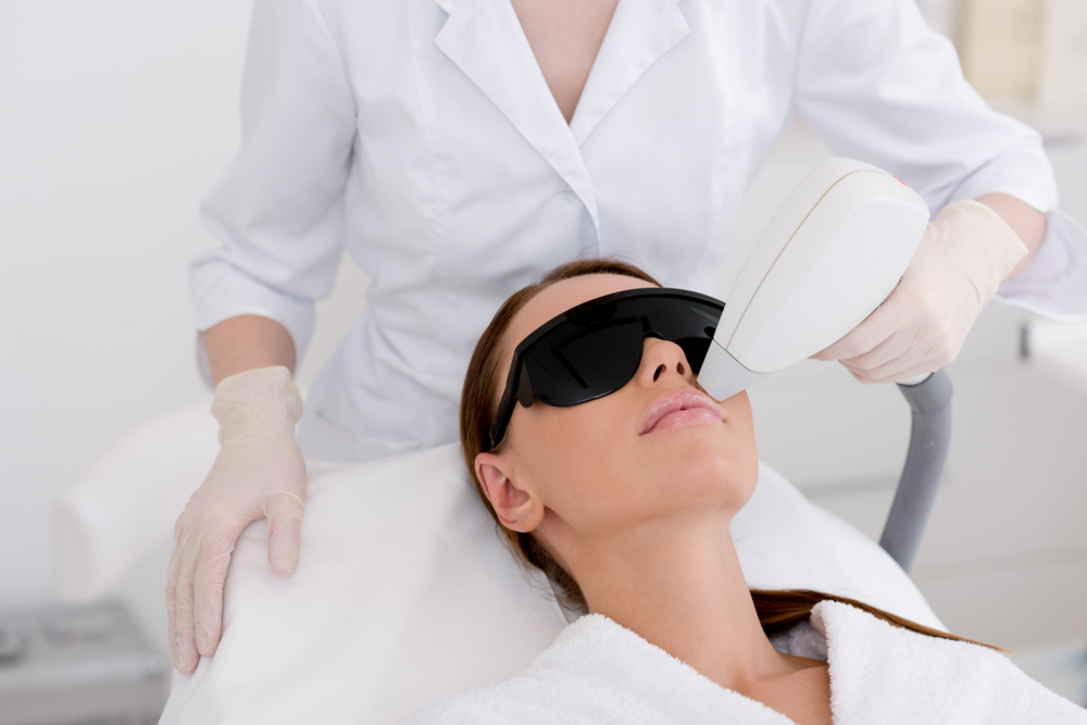 laser facial hair removal singapore