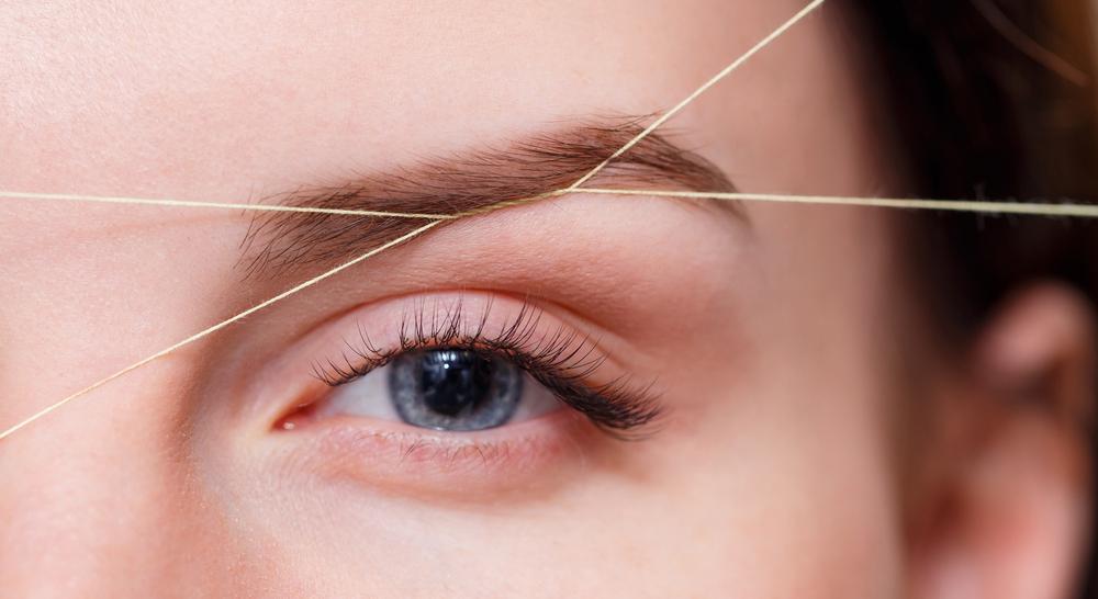 eyebrow threading singapore