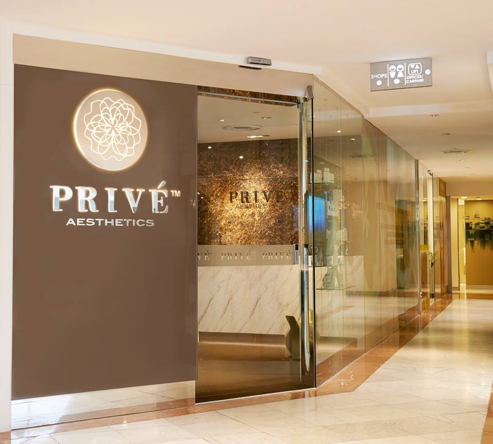 PRIVÉ AESTHETICS - Bridal Treatment Package