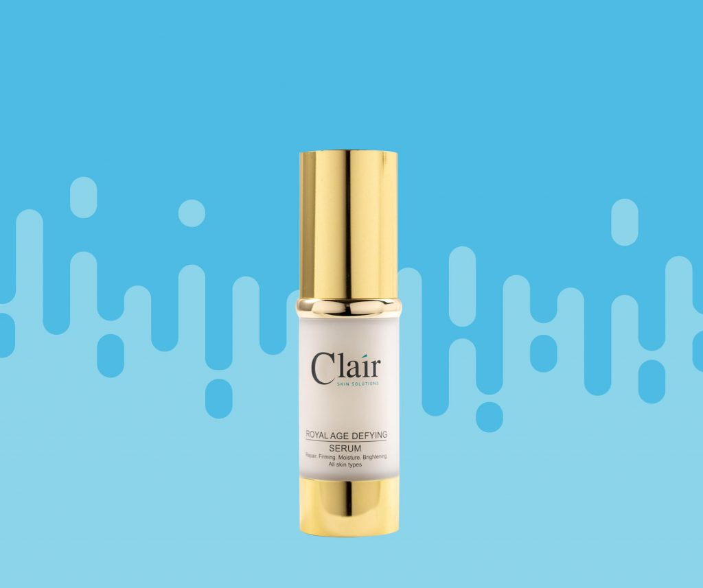 CLAIR® SKIN SOLUTIONS - Royal Age Defying Serum