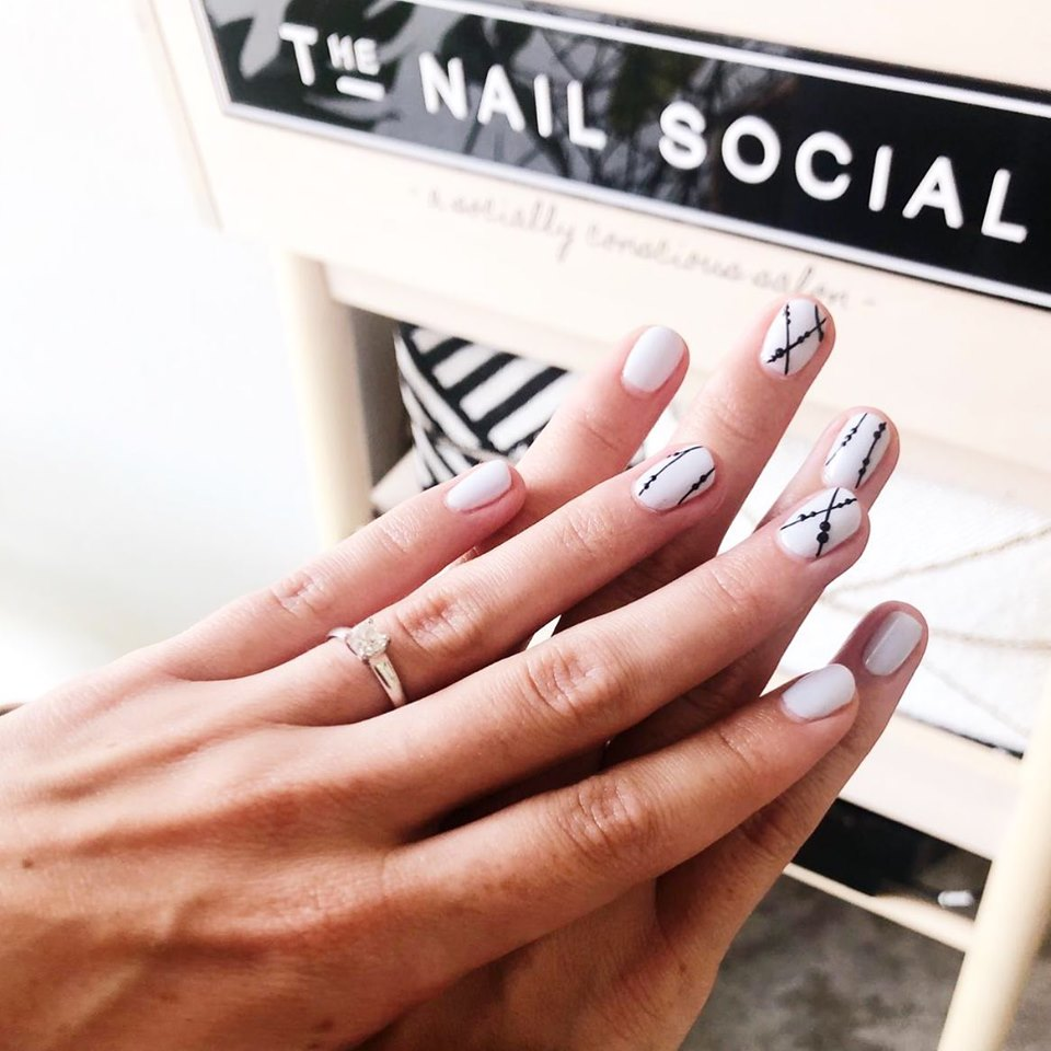 The Nail Social Manicure Pedicure