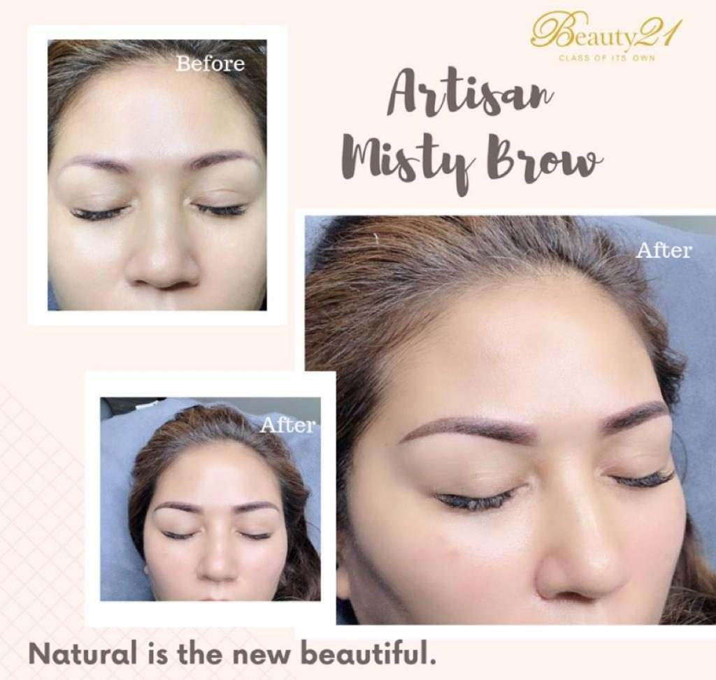 BEAUTY21 - Artisan Misty Brow