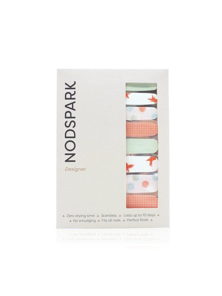 Nodspark Designer Nail Wraps