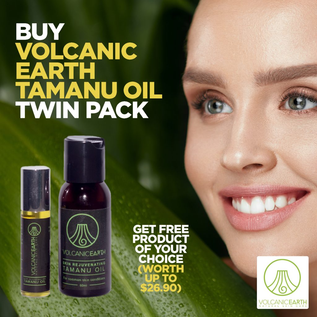 Volcanic Earth Promotion