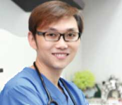 Dr Ivan Tan