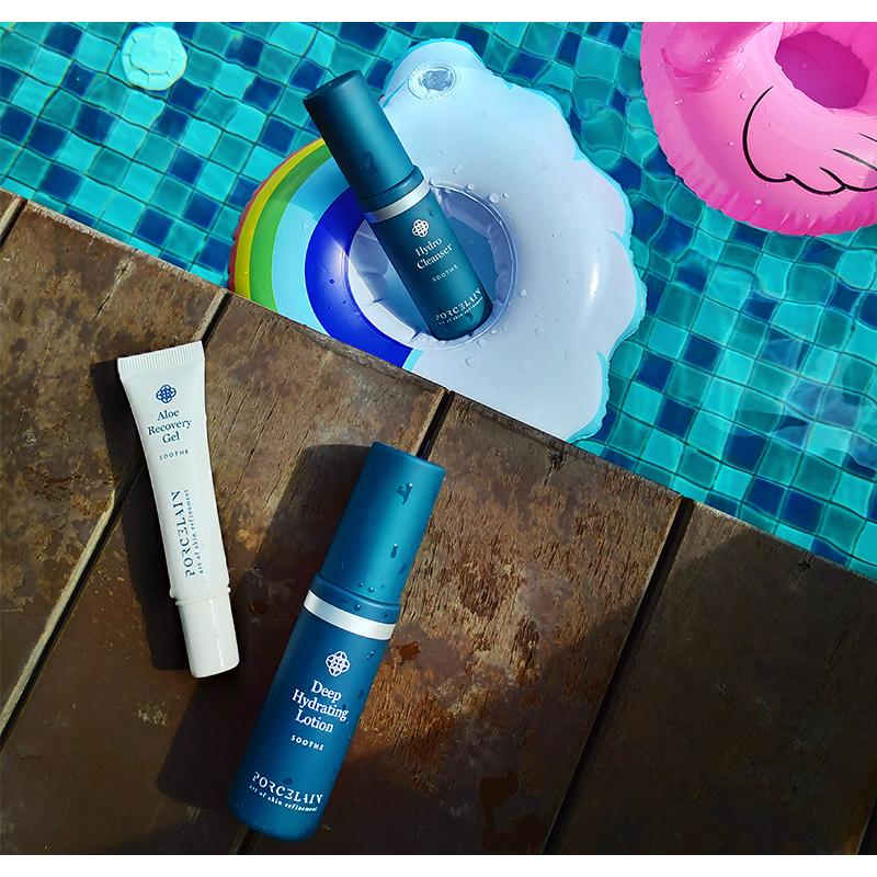 Porcelain - Summer Skincare Kit