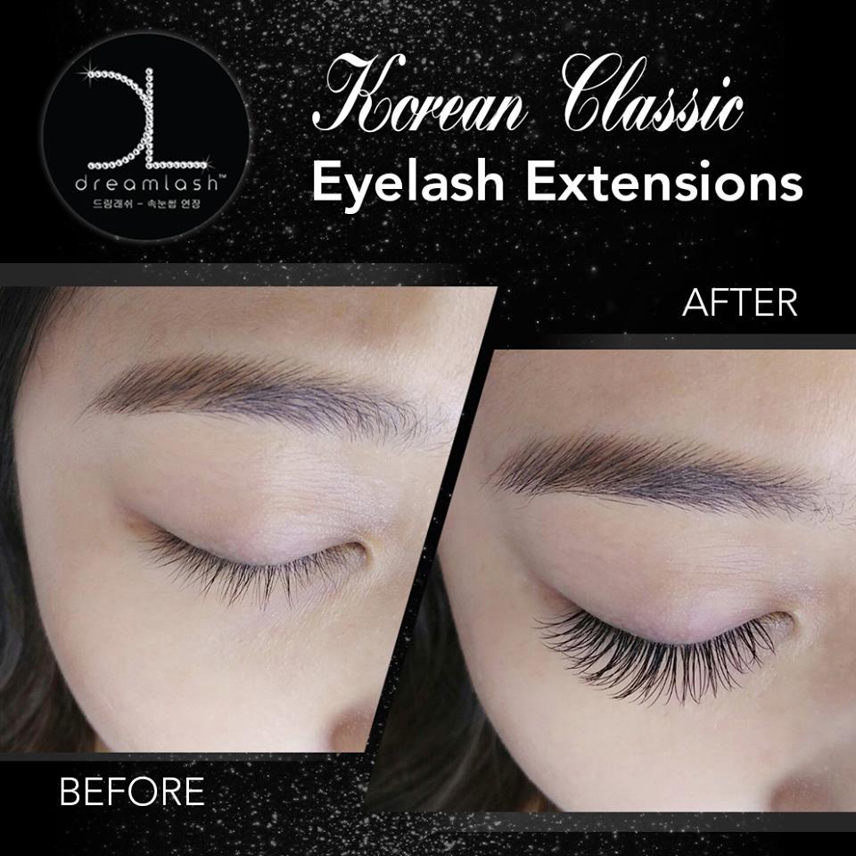 Dreamlash - Korean Classic Eyelash Extensions