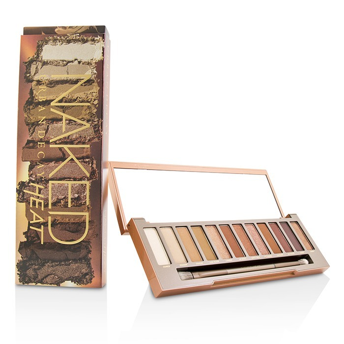 Urban Decay Naked Petite Heat Palette Reviews 2020