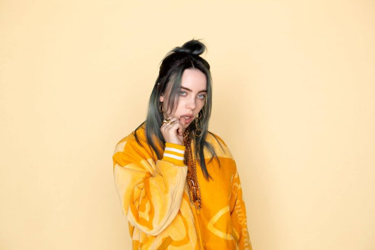 billie eilish hair
