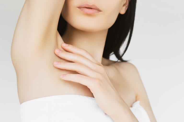 whitening deodorants