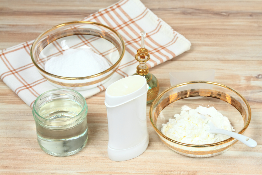 how to make DIY natural deodorants