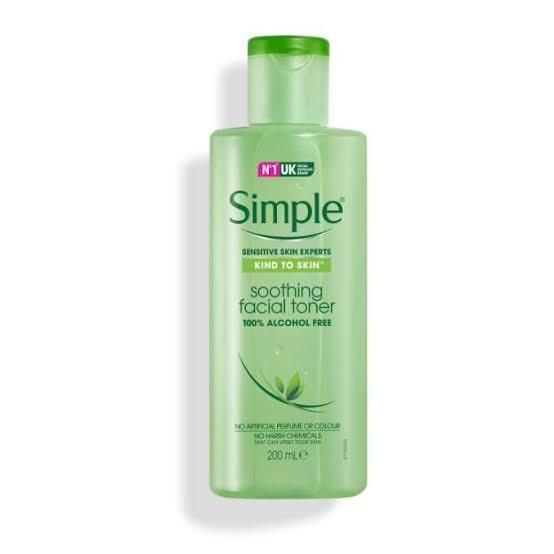 best toner for combination skin gentle