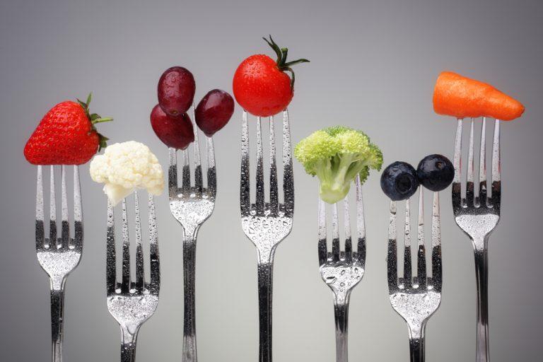 food resolutions