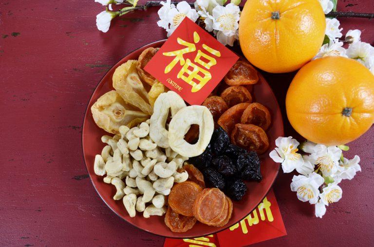 cny goodies calories