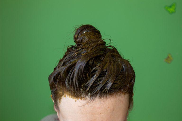 scalp irritation hair dye