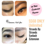 Eyelash Extension Promo 2020 Singapore