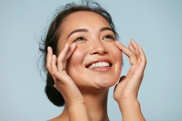 skin reaction facial