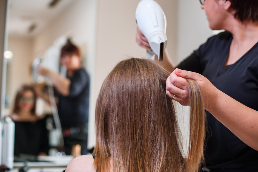 How to get a salon-worthy blow-dry at home | HELLO!