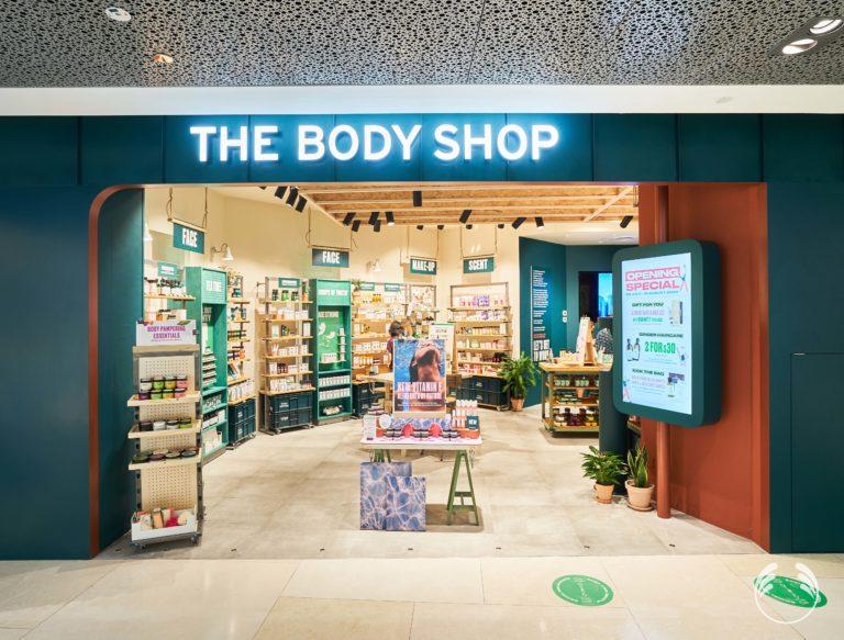 the body shop singapore