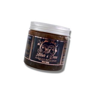 Alfah & Deen Moroccan Beldi Black Soap